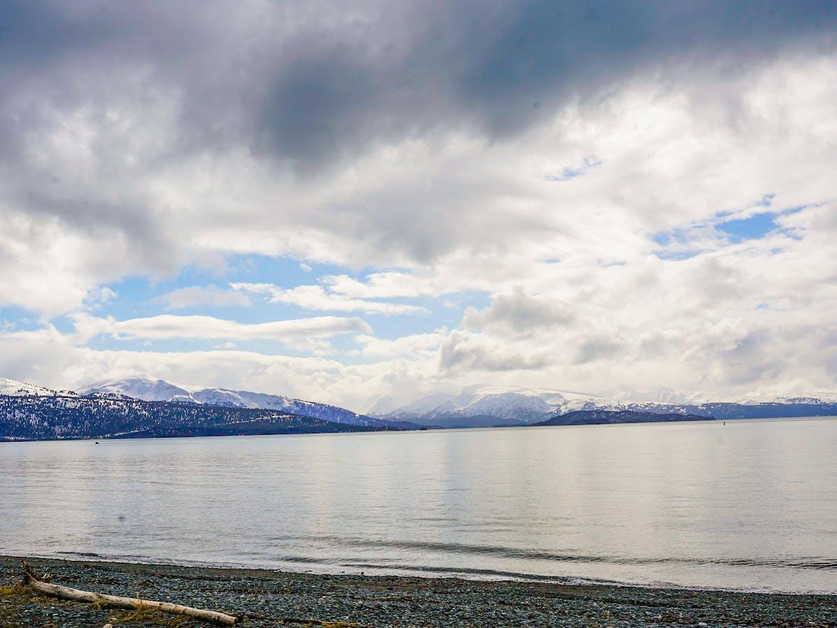 Yukon Island View Kachemak Bay Homer Alaska