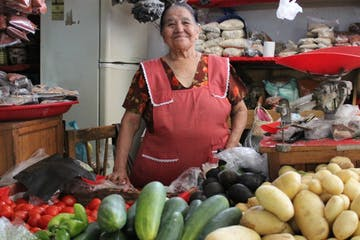 Mercados: Colours & Flavours of Mexico