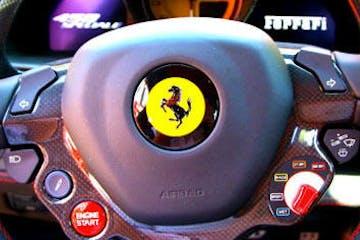 Ferrari comand