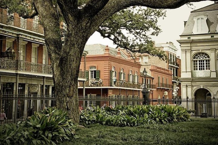New Orleans Walking Tours | HEY, Tour Lady!