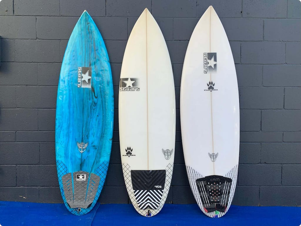 Stuart Surfboards - Pantera Model