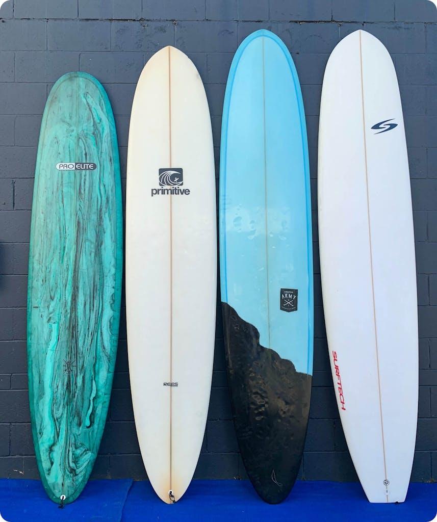 Longboards / Malibu's