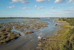 lowcountry marsh views