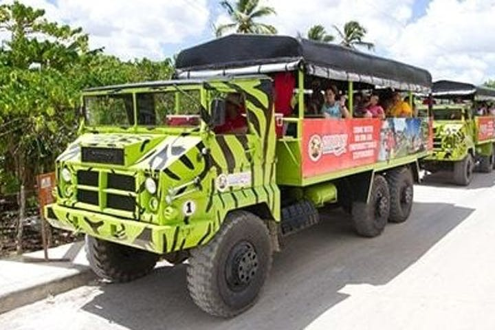cultural safari tour in Punta Cana