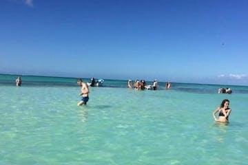 Saona beaches