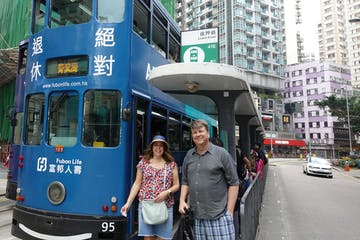 couple tour in hong kong
