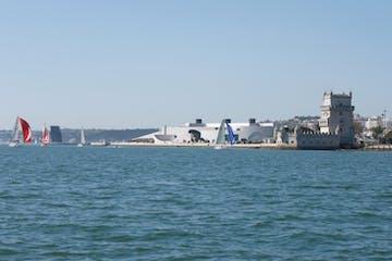 Lisbon coastal area
