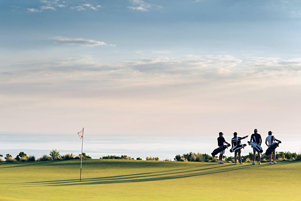Melbourne Sandbelt golf