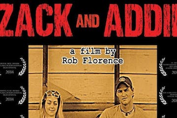 Zack and Addie poster