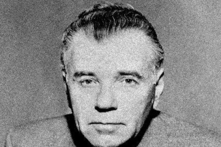 portrait of Lee