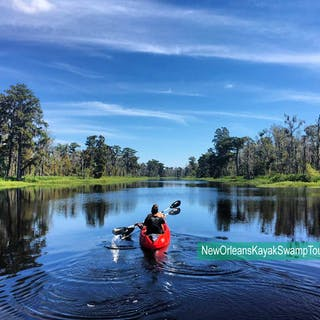 new orleans swamp kayak tours