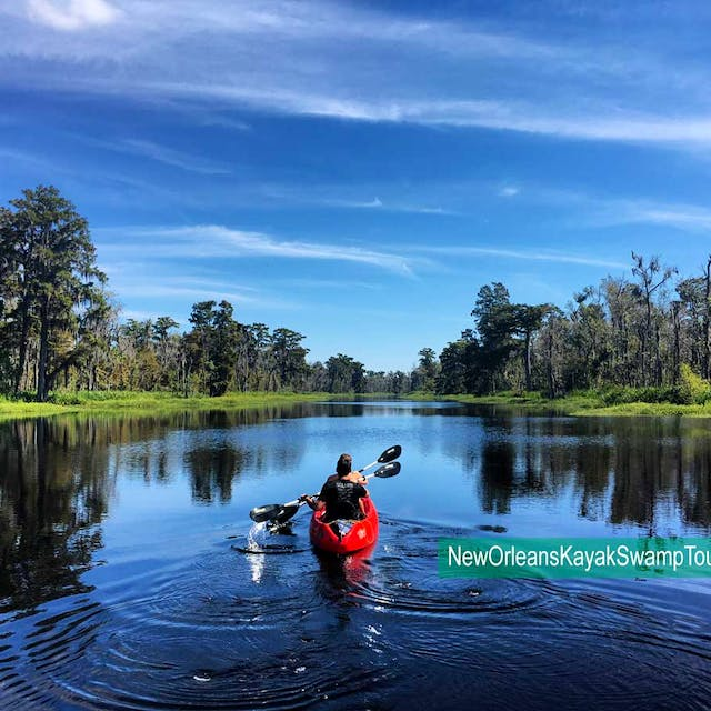 new orleans swamp kayak tours