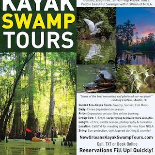 new orleans brochure