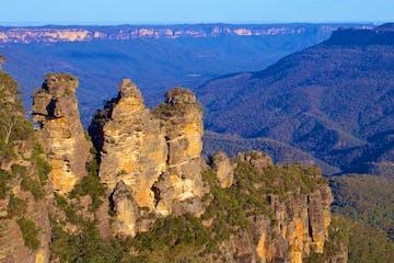 Three sisters blue mountains, Australia