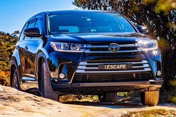 kluger-suv-blue-mountains