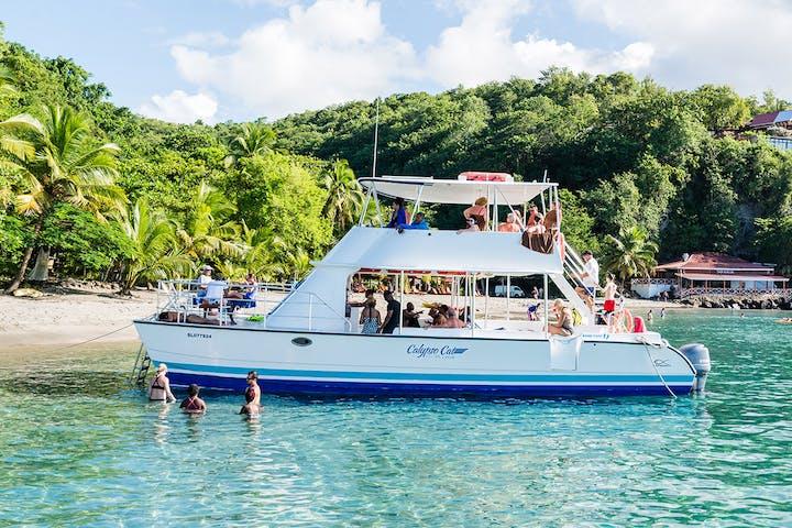 sea spray powerboat
