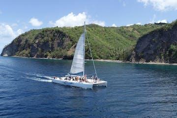 catamaran St. Lucia