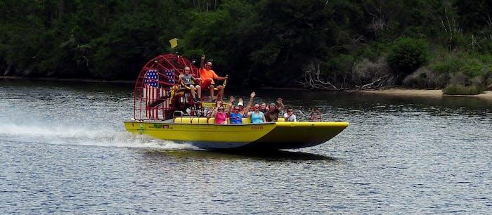 Airboat Rides Panama City Beach Fl