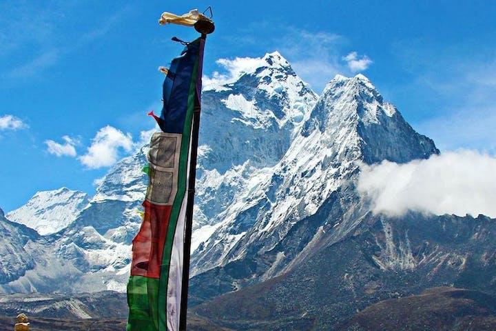 Luxury Everest Trek to Kondge Ridge