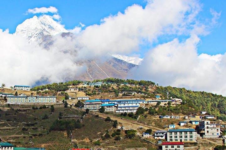 Everest Trek to Namche