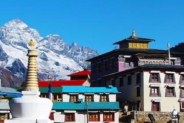 Short Everest Trek to Tengboche