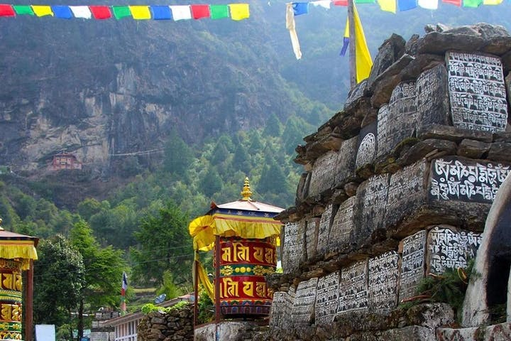 Everest Trekking off the Beaten Path and Remote Wedding