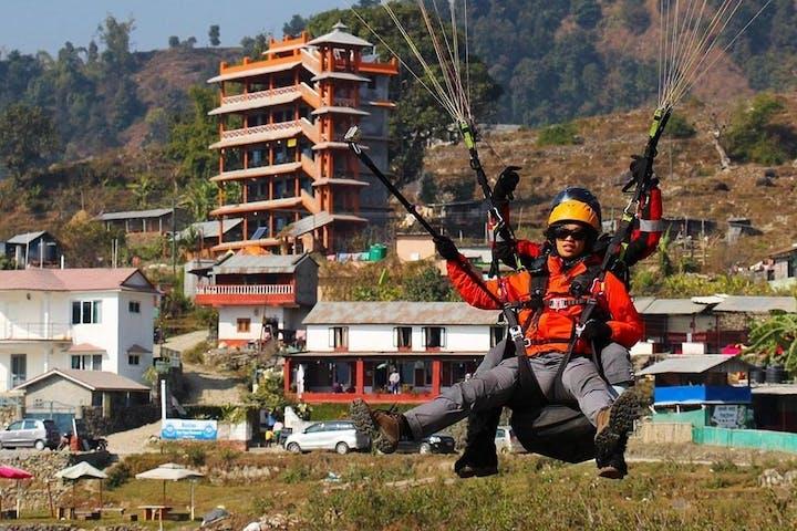 Mardi Himal Trek and Paraglide to Pokhara