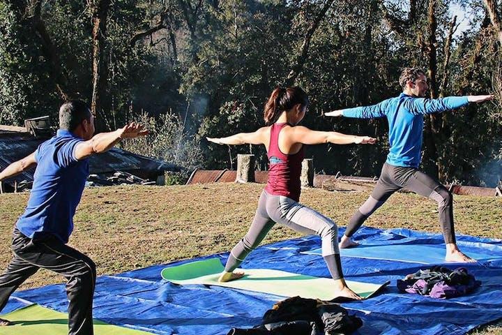 Week long Yoga Retreat Around Kathmandu