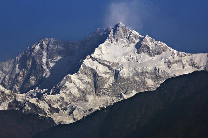 Kanchanjunga Goechla Trek Mountains