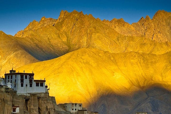 Lamayuru to Alchi trek in Ladakh