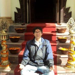 Yogacharya Deependra Bhatt