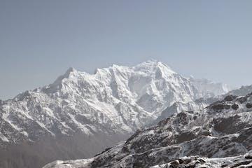 Langtang mountains