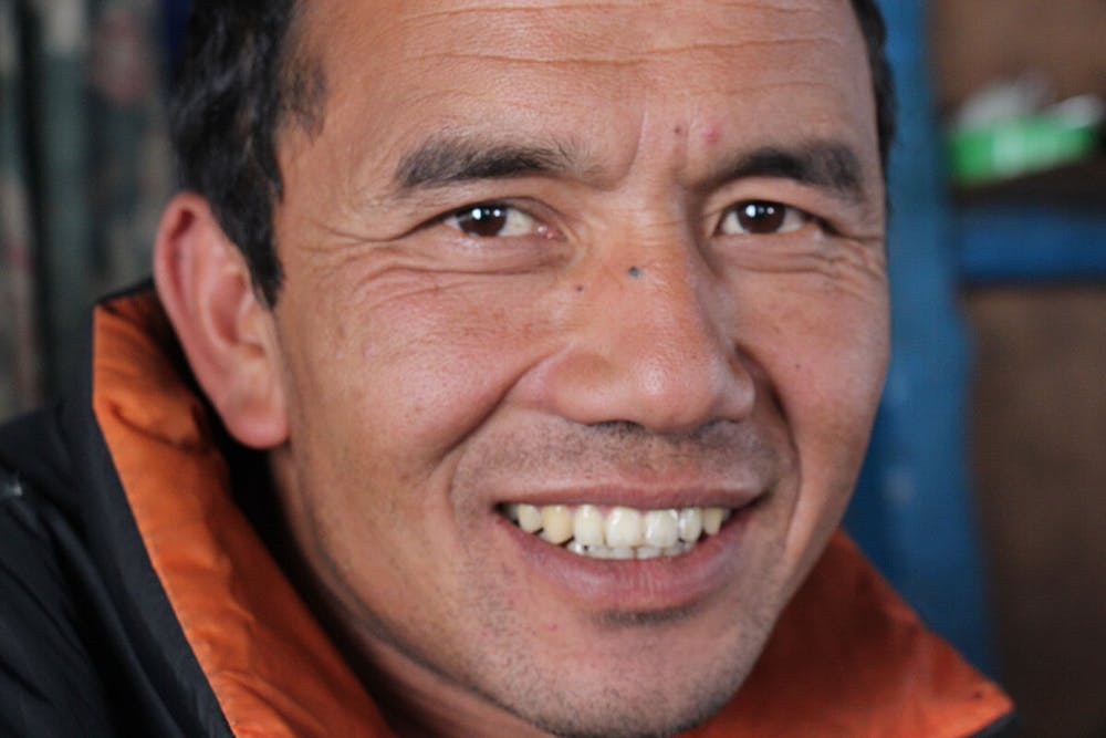 man of nepal race and ethnicity