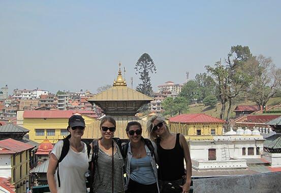Pashupatinath-temple-in-Kathmandu