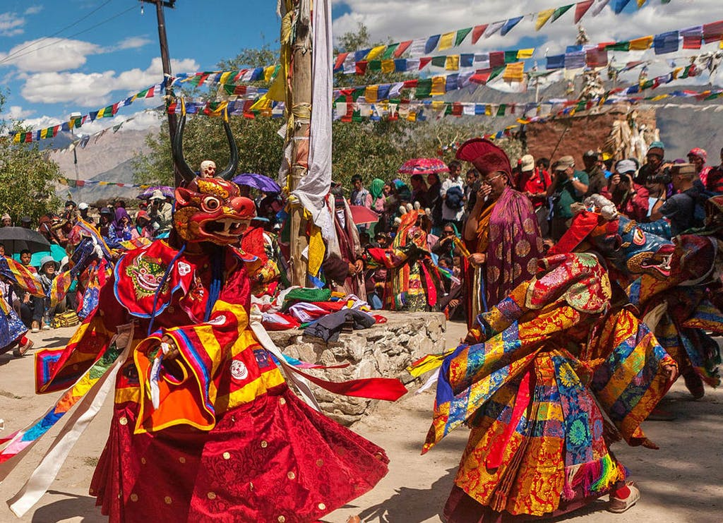 Festivals of Ladakh