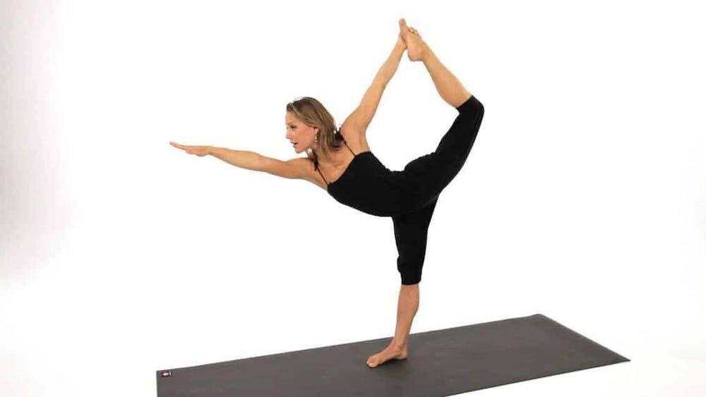 Yoga Dancers pose