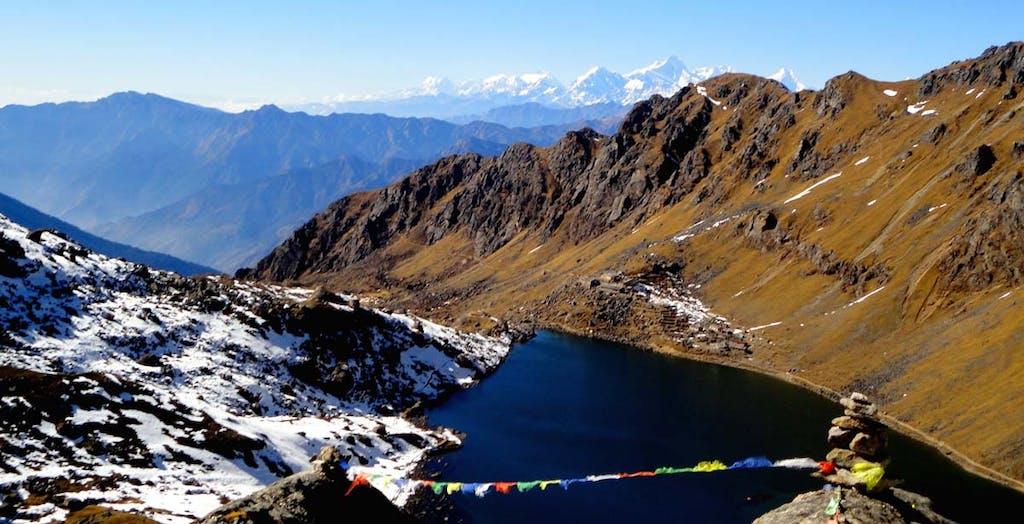 Gosainkunda Lake, Nepal