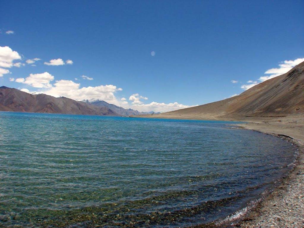 Tsomoriri Lake, Ladakh, India