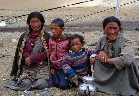 Changpa Nomads
