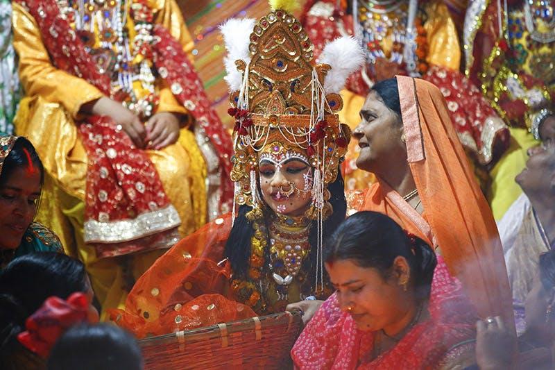 Vivahi Panchami festival in Nepal