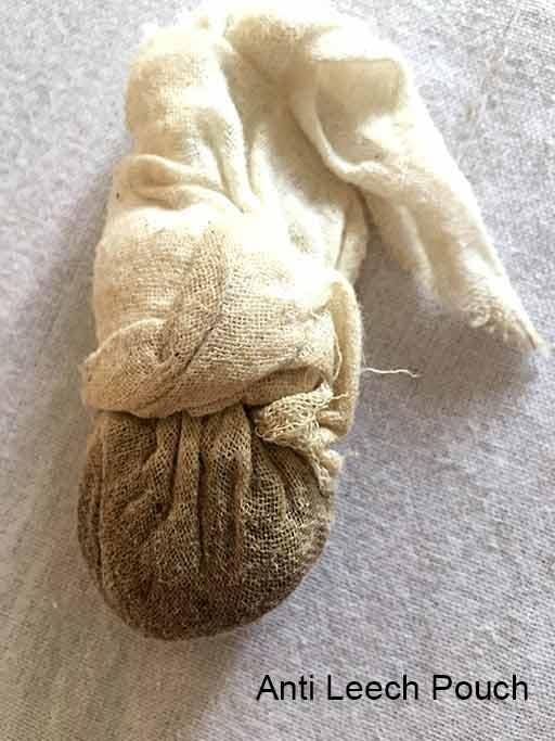 Anti Leech pouch