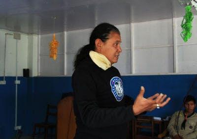WAS ambassador Raj Tamang