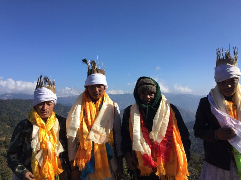 Shamanism in Nepal