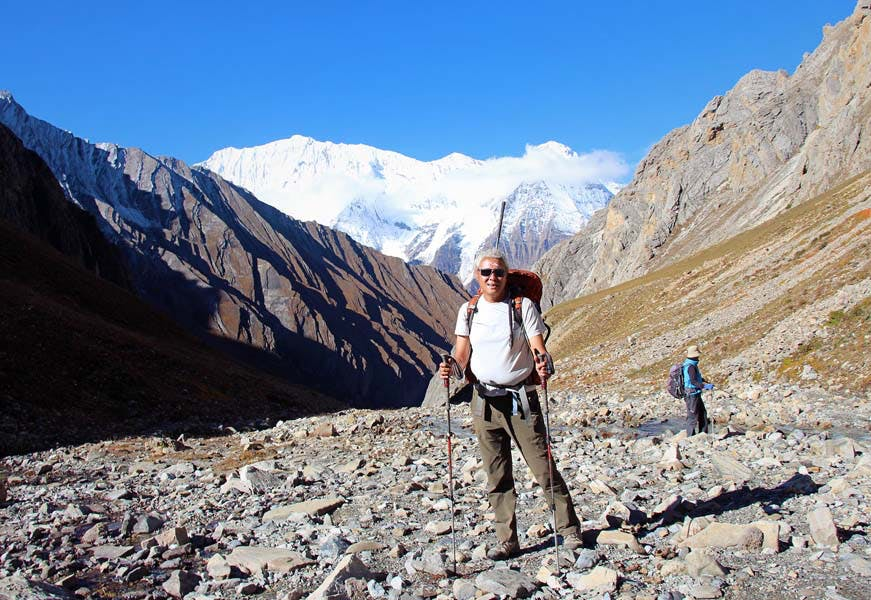 Ten benefits of using Trekking Poles