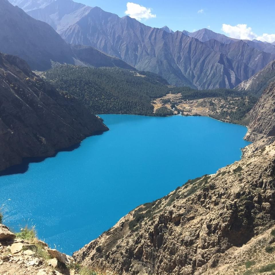 Phoksundoo Lake, Dolpo
