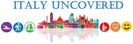 Italy uncovered logo