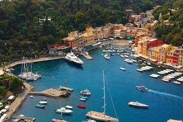 Portofino port