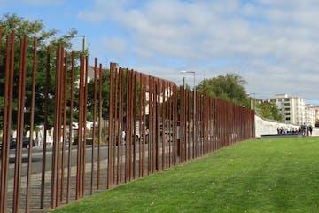 Ein Denkmal an der Mauer