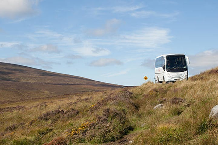 Wicklow Tours bus