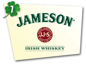 Jameson Irish Whiskey drawing